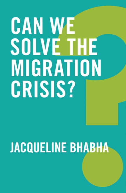 Can We Solve the Migration Crisis?Global Futures