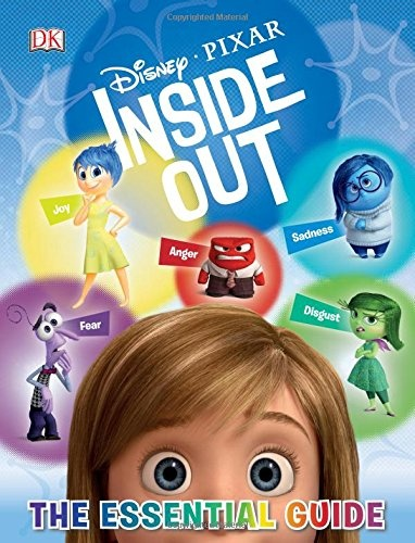 Disney Pixar Inside OutThe Essential Guide