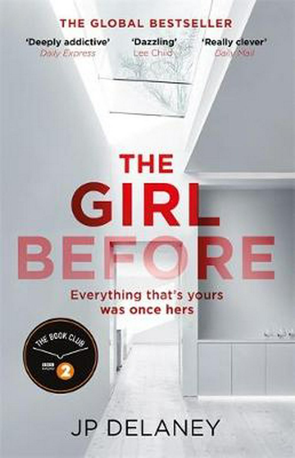 The Girl Before by JP Delaney, ISBN: 9781786480286