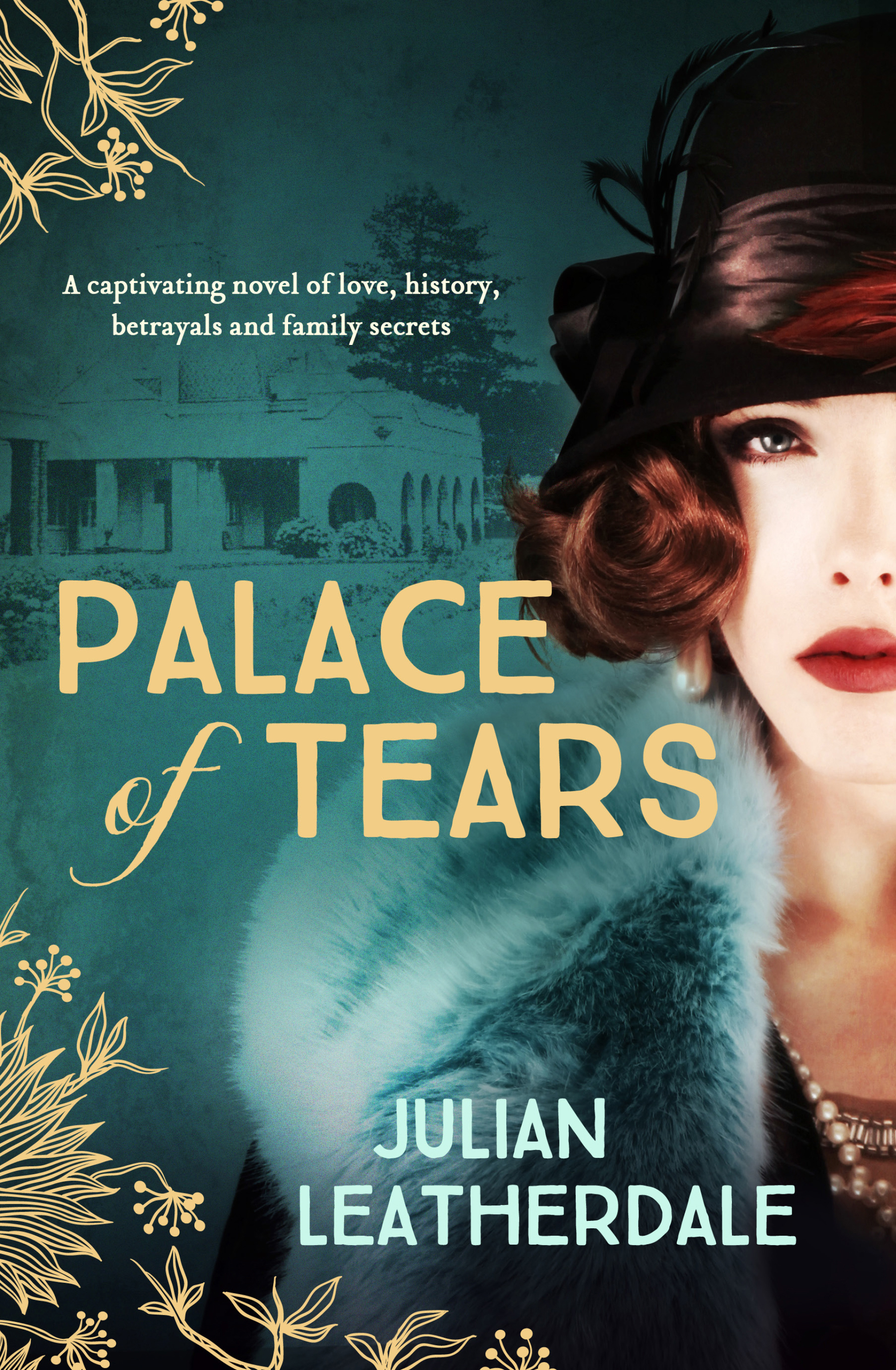 Cover Art for The Palace of Tears, ISBN: 9781760111601