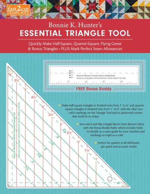 Fast2cut Essential Triangle Tool