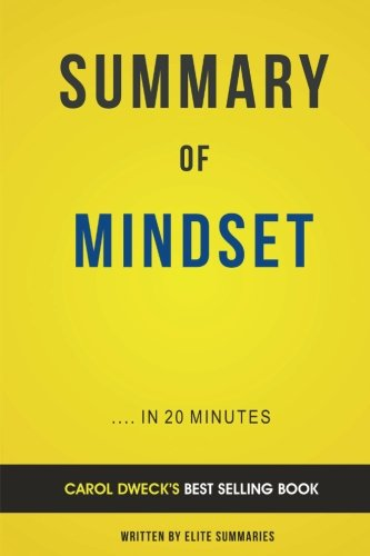 Mindset: by Carol Dweck | Summary & Analysis