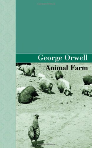 a comparison of protagonist and antagonist in animal farm by george orwell The protagonist 4 animal farm by george orwell - animal farm by george orwell a comparison of characters to the animal farm - animal farm by george orwell.