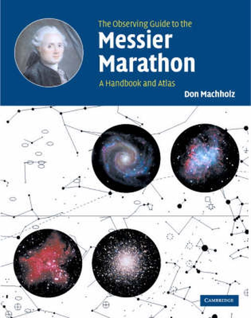 Cover Art for The Observing Guide to the Messier Marathon, ISBN: 9780521803861