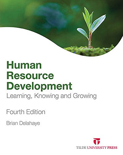 Human Resource Development 4/E