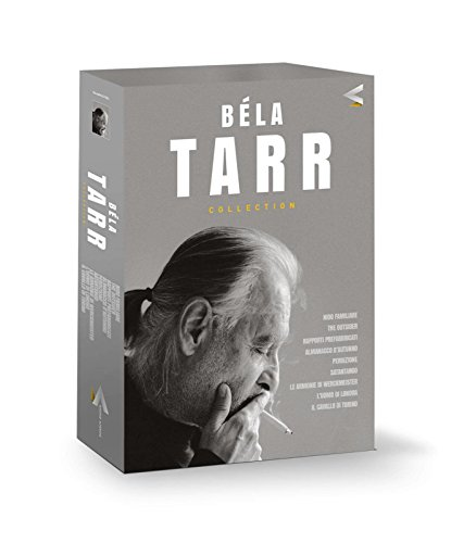 bela tarr collection - 9 film (10 dvd) box set DVD Italian Import