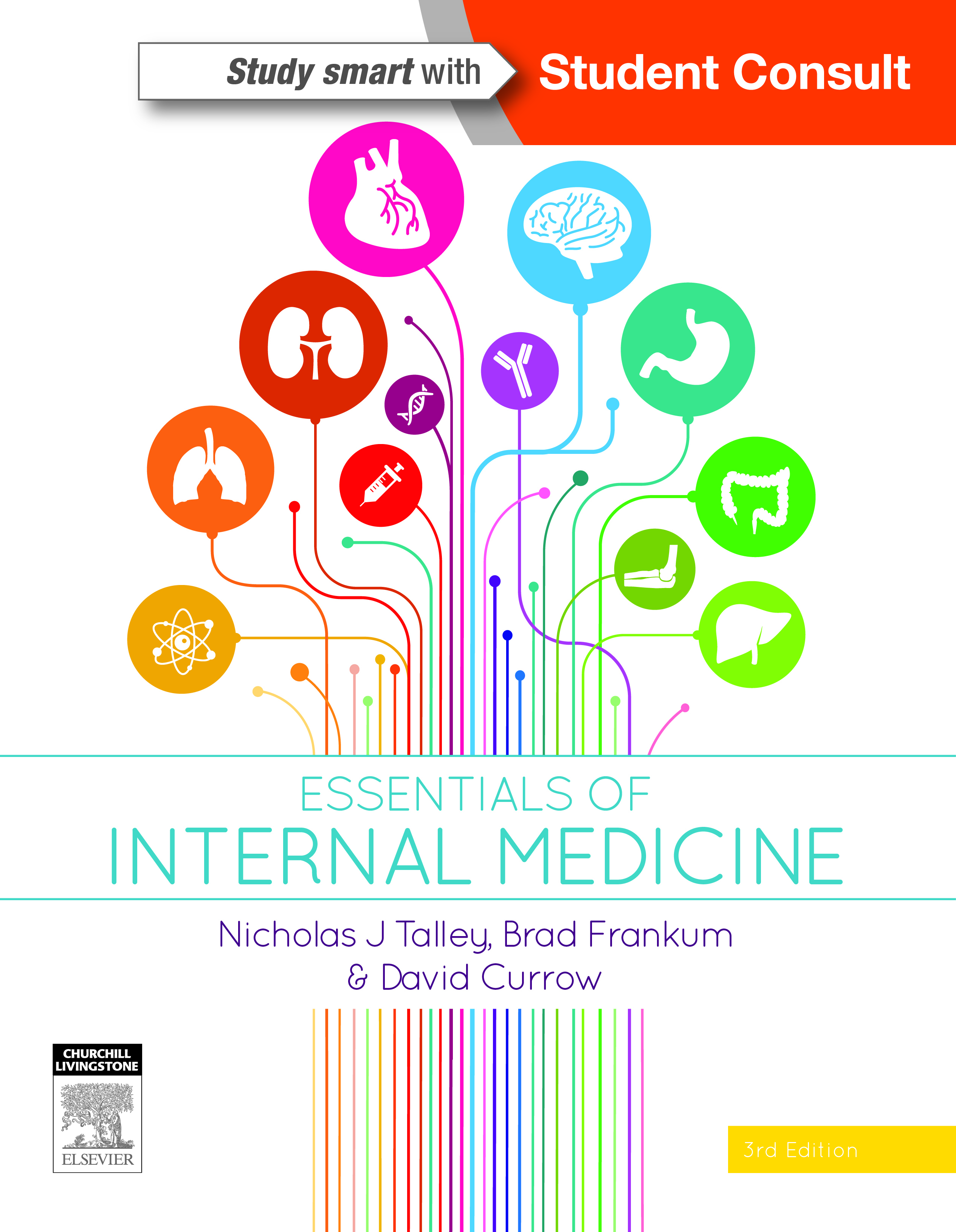 Essentials Internal Medicine 3e by Talley, ISBN: 9780729540810