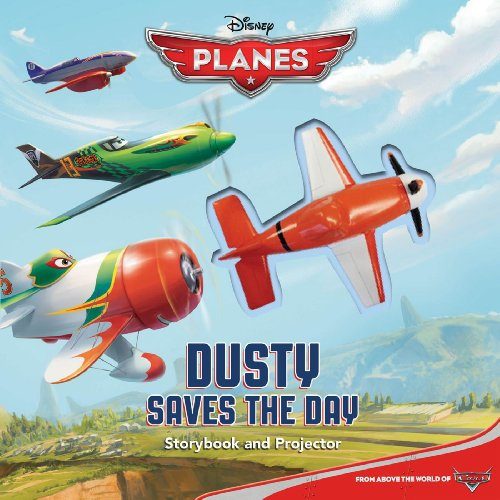 Disney Planes Dusty Saves the Day! by Bill Scollon, ISBN: 9780794428914