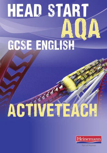 Head Start English for AQA Active Teach BBC Pack