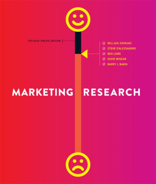 Marketing ResearchAsia-Pacific Edition with Student Resource Acce...