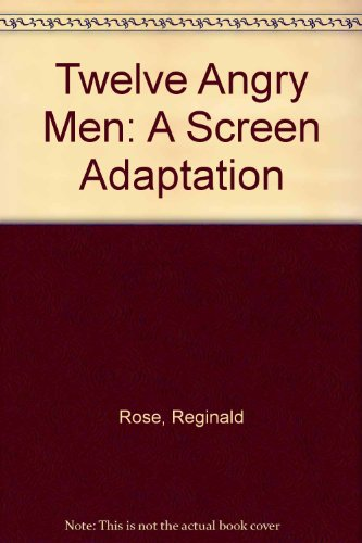 an analysis of influence of surroundings in 12 angry men by reginald rose Twelve angry men, reginald rose analysis of the jurors in 12 angry men how the personalities and experiences of these men influence their initial.