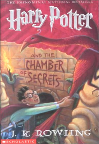 Harry Potter and the Chamber of Secrets by J. K. Rowling, ISBN: 9780807282076
