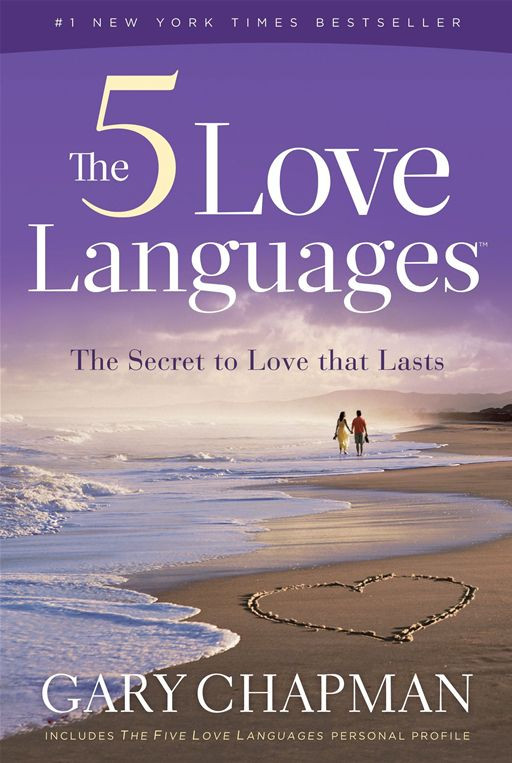 The Five Love Languages by Gary D Chapman, ISBN: 9781575678856
