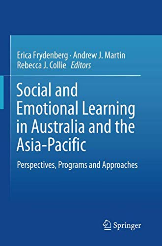 Social and Emotional Learning in Australia and the Asia-Pacific: Perspectives, Programs and Approaches
