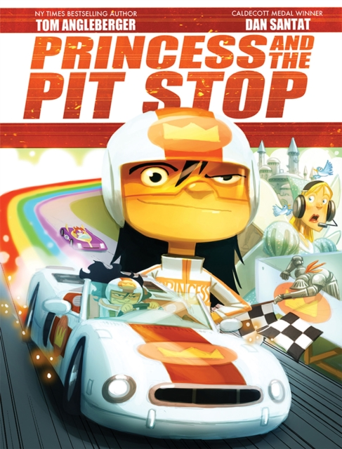 The Princess and the Pit Stop by Tom Angleberger, ISBN: 9781419728488