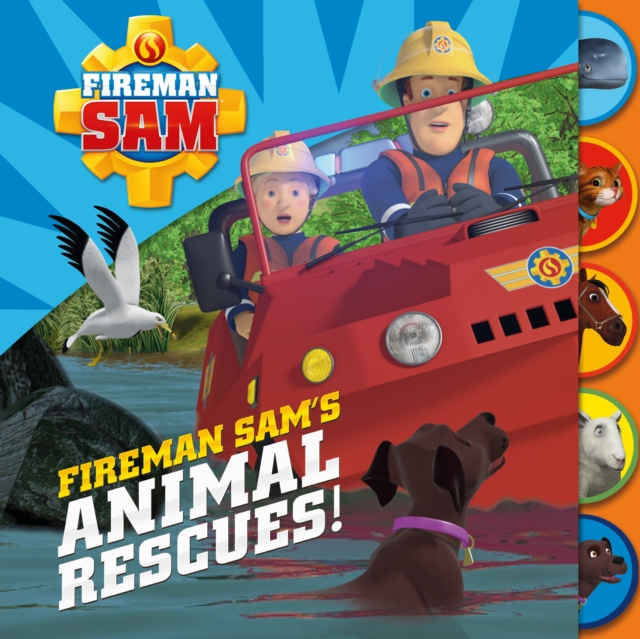 Fireman Sam's Animal Rescues!