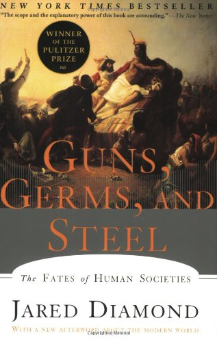 guns germs and steel And even those who disagree with diamond completely may appreciate guns, germs and steel, many chapters of which can stand alone if you are looking for a last minute christmas present, guns, germs and steel is a book which should appeal to anyone who enjoys history or popular science.