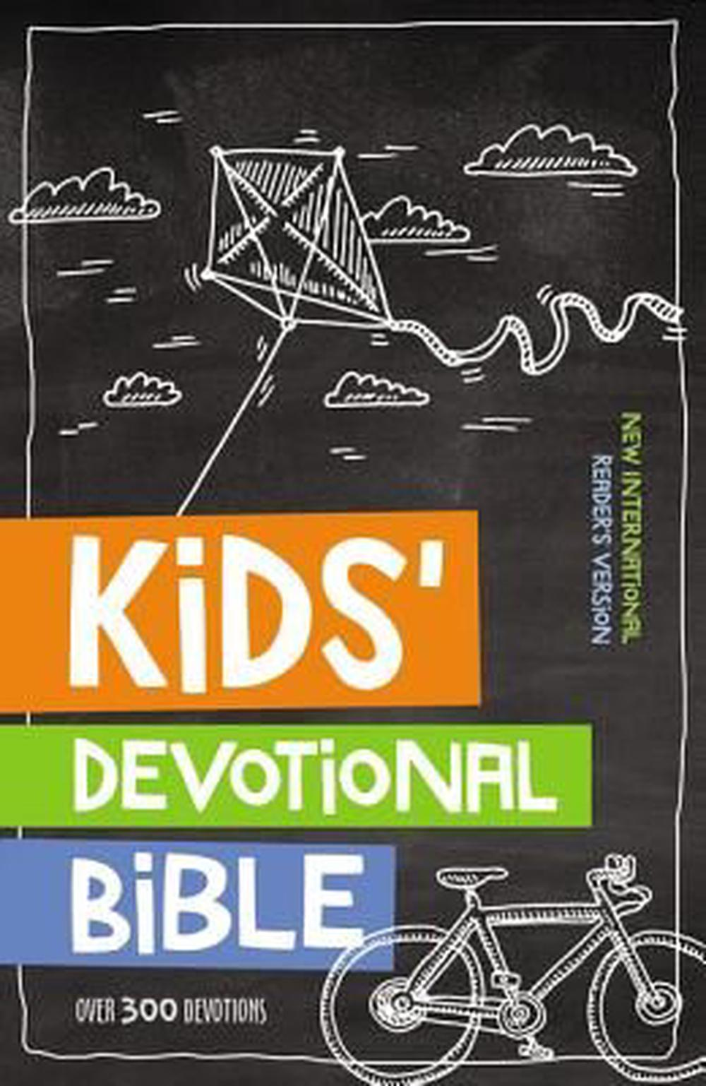 Kids' Devotional Bible, NIrV: Over 300 Devotions