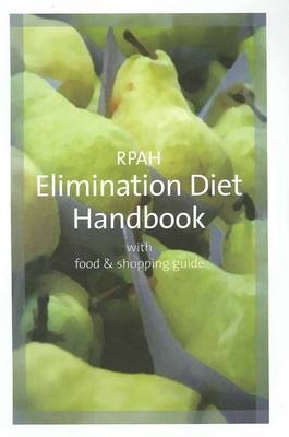 RPAH Elimination Diet Handbook by Anne Ruth Swain, Robert Henry Loblay, Valencia L. Soutter, ISBN: 9780980616408