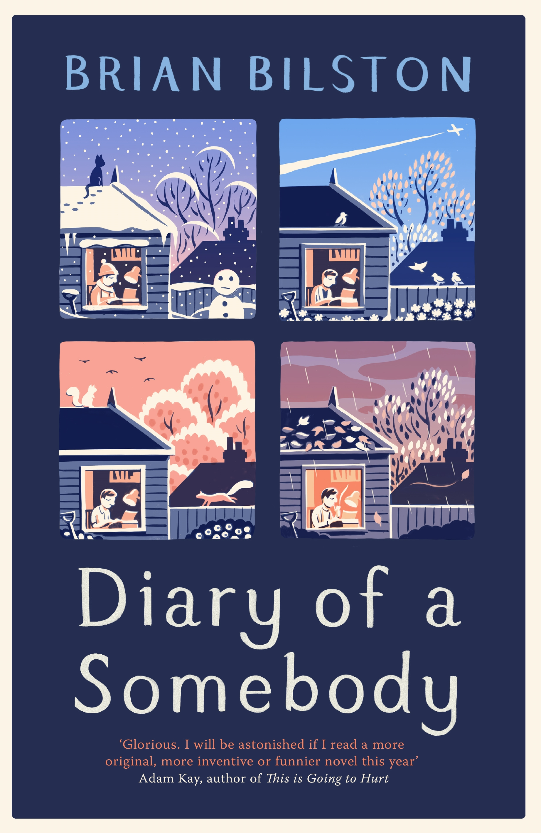 Diary of a Somebody by Brian Bilston, ISBN: 9781529005547