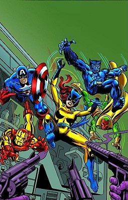 Essential Avengers: Vol. 7