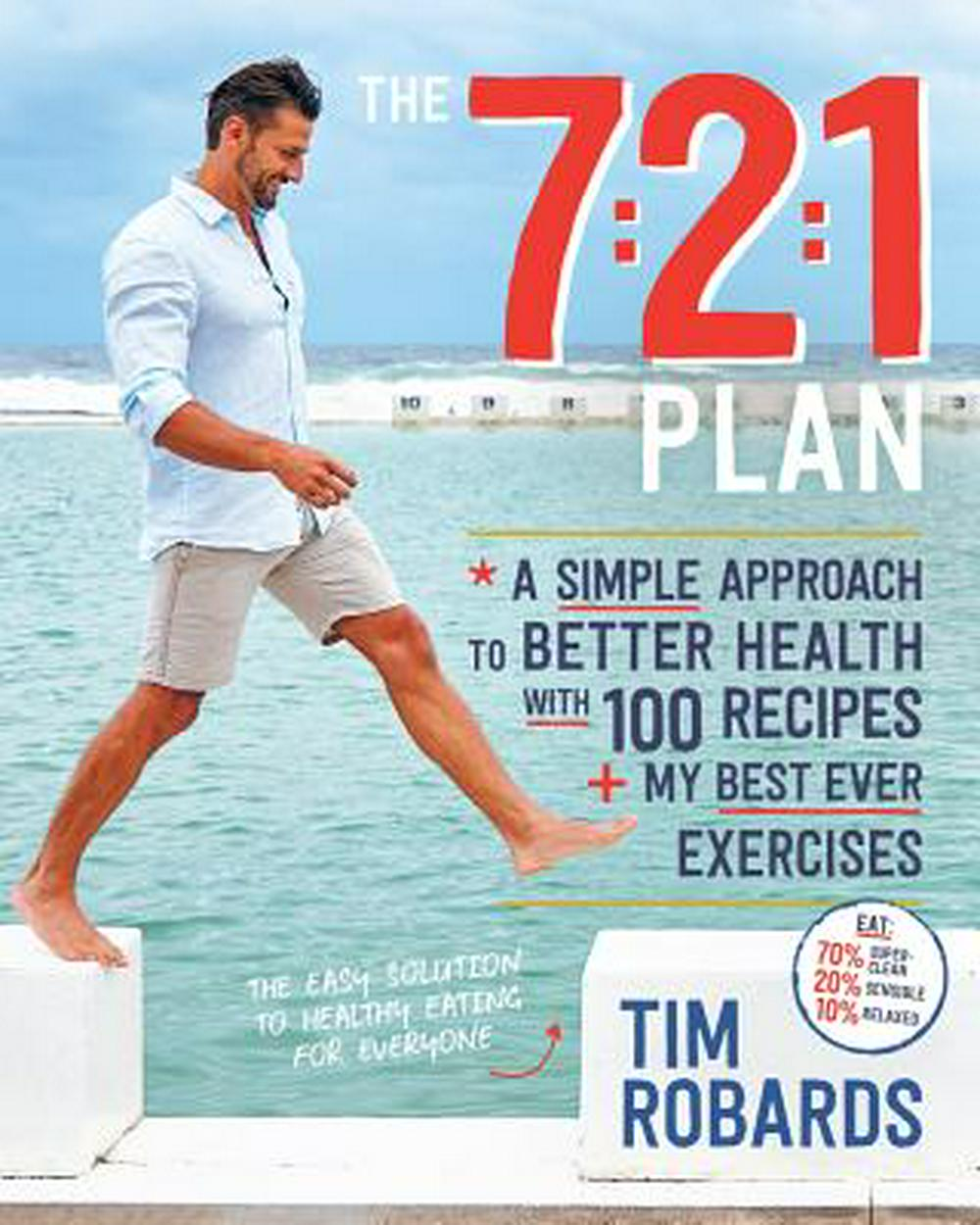 The 7: 2: 1 Plan - Pre-order Your Signed Copy!A Simple Approach to Better Health