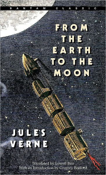 a review of from the earth to the moon by jules verne Jules verne was born into a family with seafaring tradition in nantes, france, in 1828 at an early age he tried to run off and ship out as a cabin boy but was stopped and returned to his family verne was sent to paris to study law, but once there, he quickly fell in love with the theater he was soon writing.