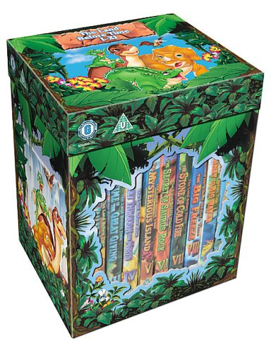 The Land Before Time 11 DVD Collection! I-XI!