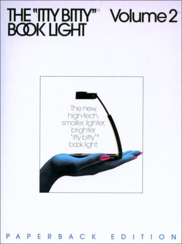 Itty Bitty Book Light Vol 2 P/B Edition (Zelco Book Lights) by Unknown, ISBN: 9781889207155