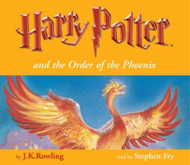 Harry Potter and the Order of the Phoenix: Child Edition