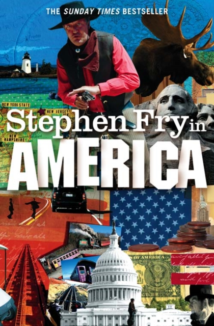 Cover Art for Stephen Fry in America, ISBN: 9780007266357