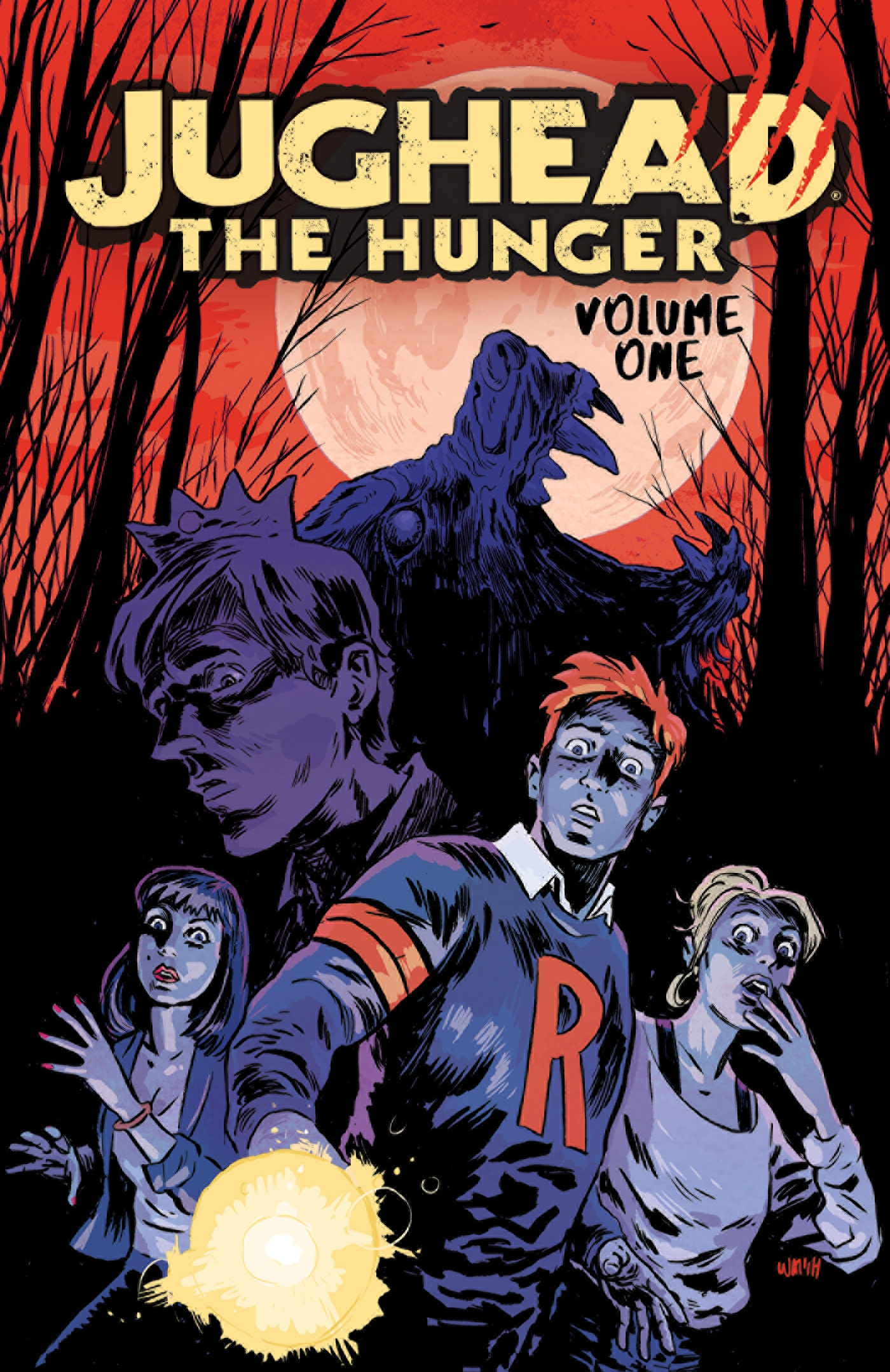 Jughead: The Hunger Vol. 1 (Judhead the Hunger)