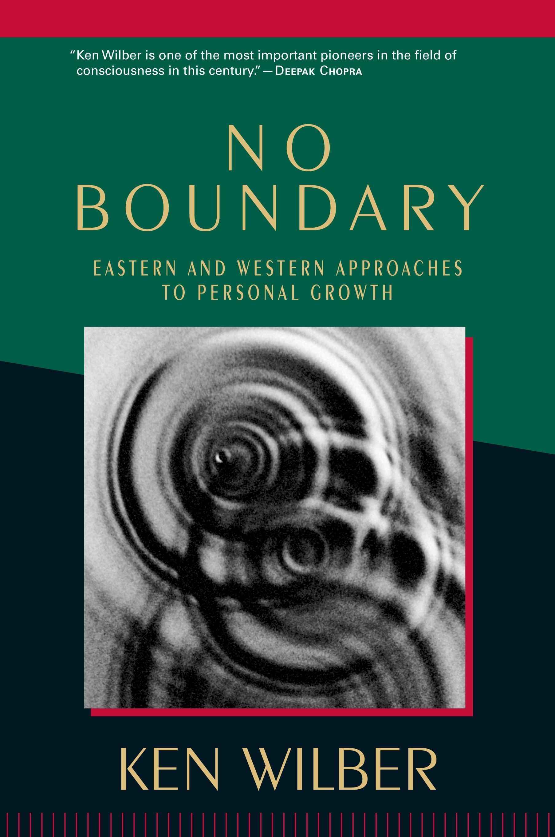 No Boundary by Ken Wilber, ISBN: 9781570627439