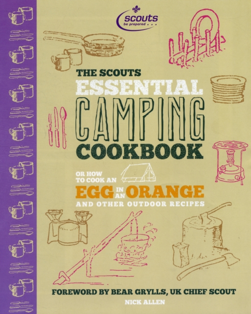 The Essential Camping Cookbook by Nick Allen, ISBN: 9781471100543