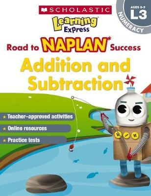 Learning Express NAPLANAddition & Subtraction NAPLAN L3