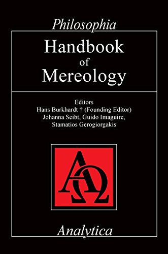 Handbook of mereology