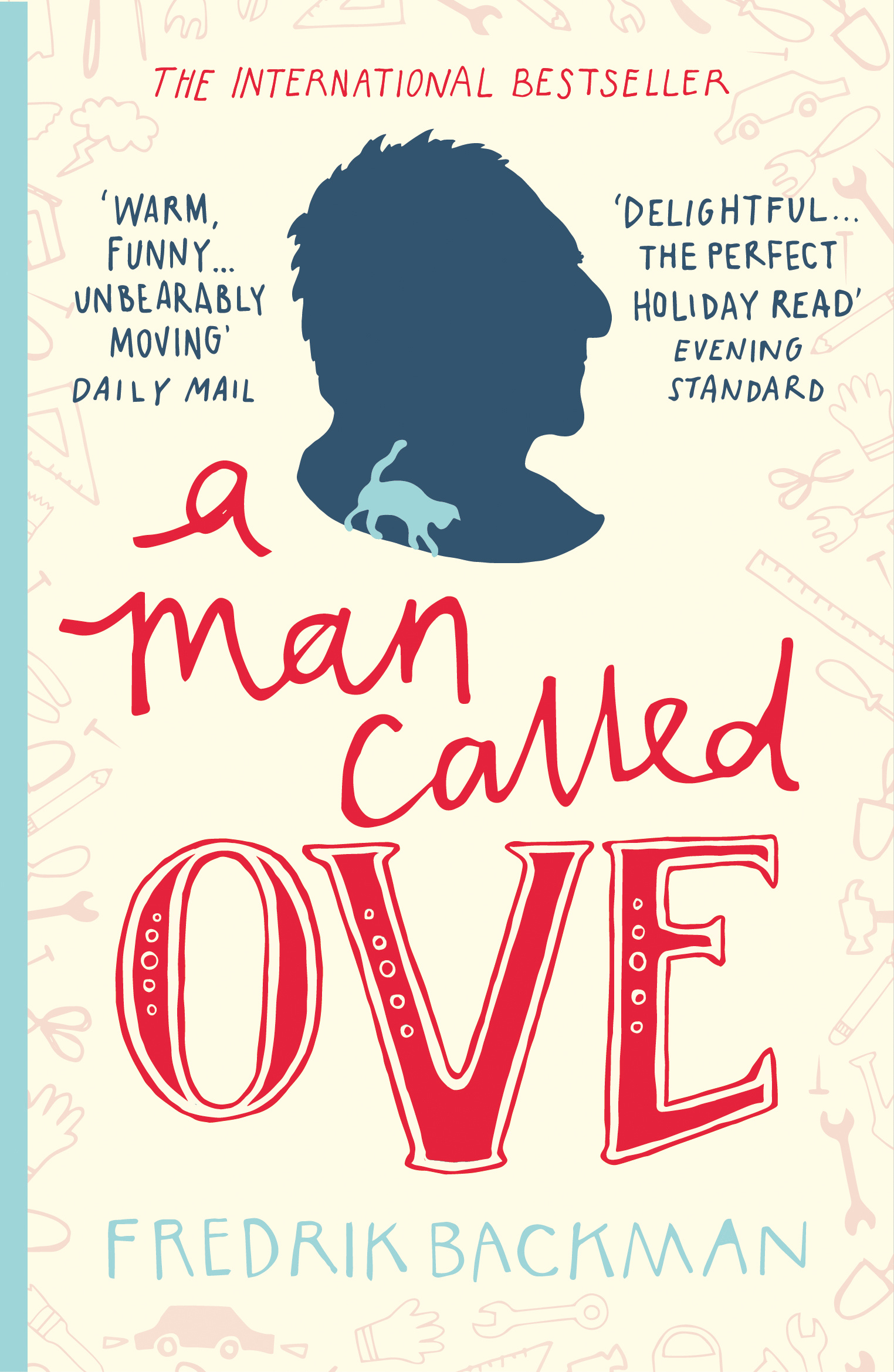 Cover Art for A Man Called Ove, ISBN: 9781444775815