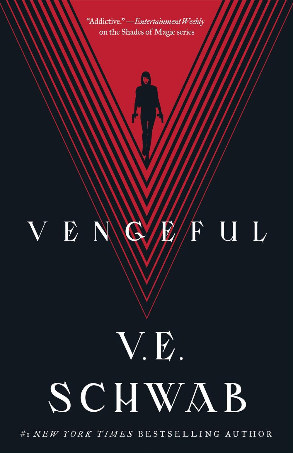 Vengeful (Villains) by V E Schwab, ISBN: 9780765387523
