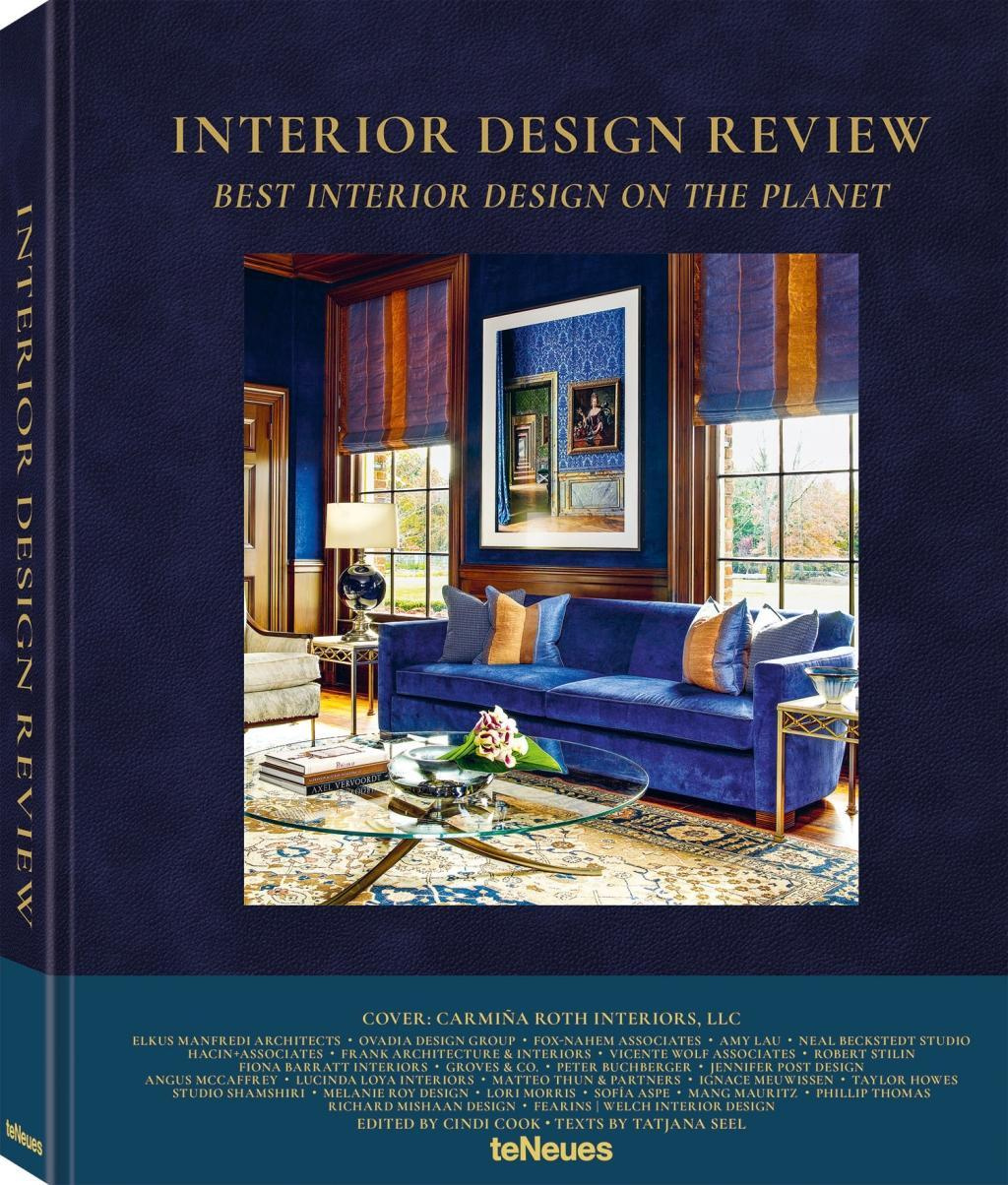 Living in Style: Best Interior Design on the Planet by Tiny Von Wedel, ISBN: 9783961710973