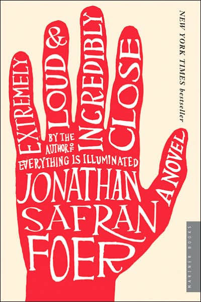 the importance of the letters in extremely loud and incredibly close a novel by jonathan safran foer Jonathan safran foer emerged as one of the most original writers of his generation with his best-selling debut novel, everything is illuminated now, with.