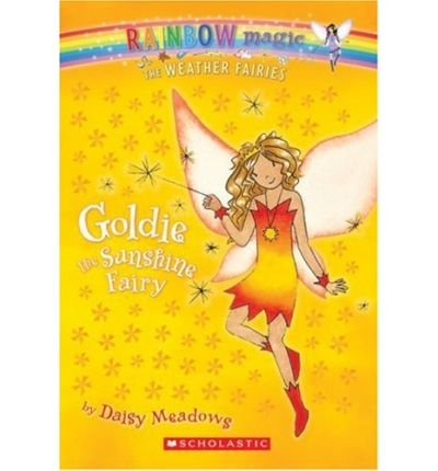 Goldie the Sunshine Fairy (Rainbow Magic, The Weather Fairies)