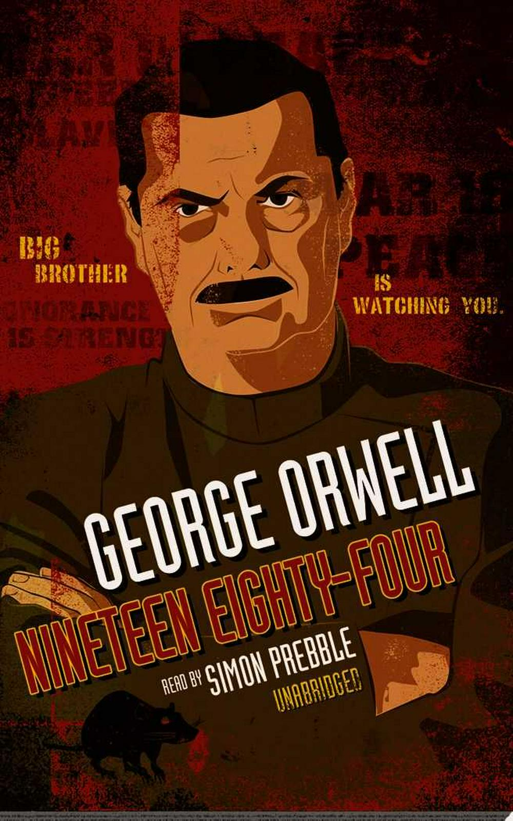 """a comparison of 1984 and the shipping news """"the proper way to remember george orwell, finally, is not as a man of numbers—1984 will pass, not nineteen eighty–four—but as a man of letters,"""" wrote paul gray, """"who wanted to change."""