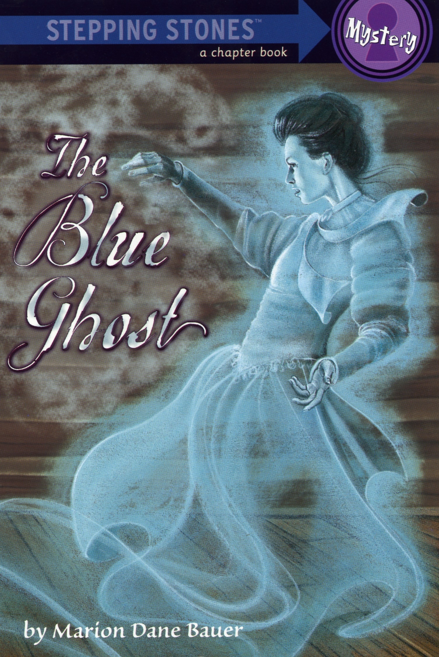 Stepping Stones: The Blue Ghost