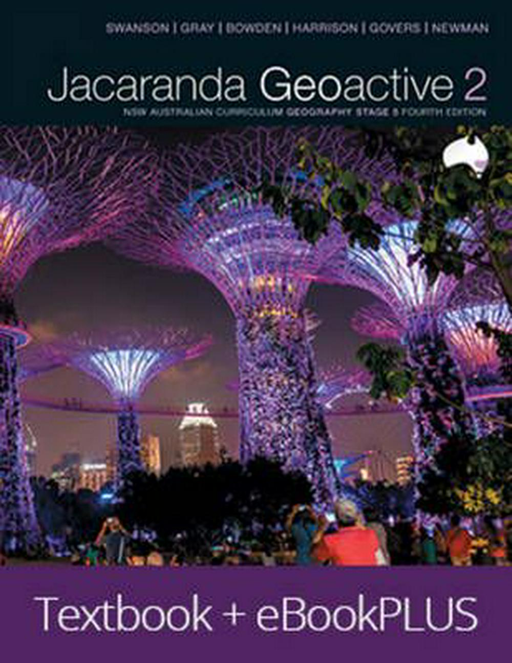 Geoactive 2 NSW Australian Curriculum Geography Stage 5 Ebookplus & Print