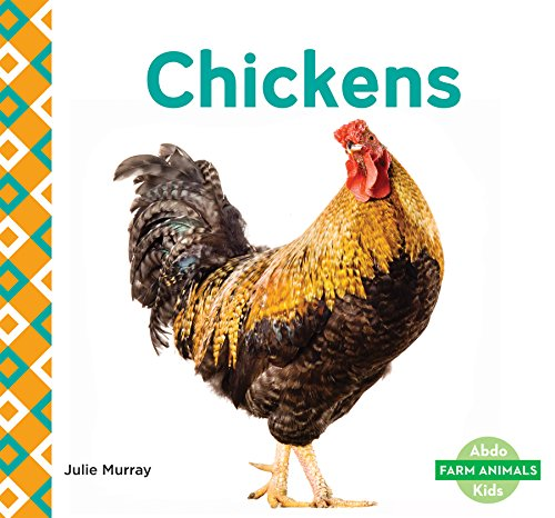 ChickensFarm Animals by Julie Murray, ISBN: 9781629709383