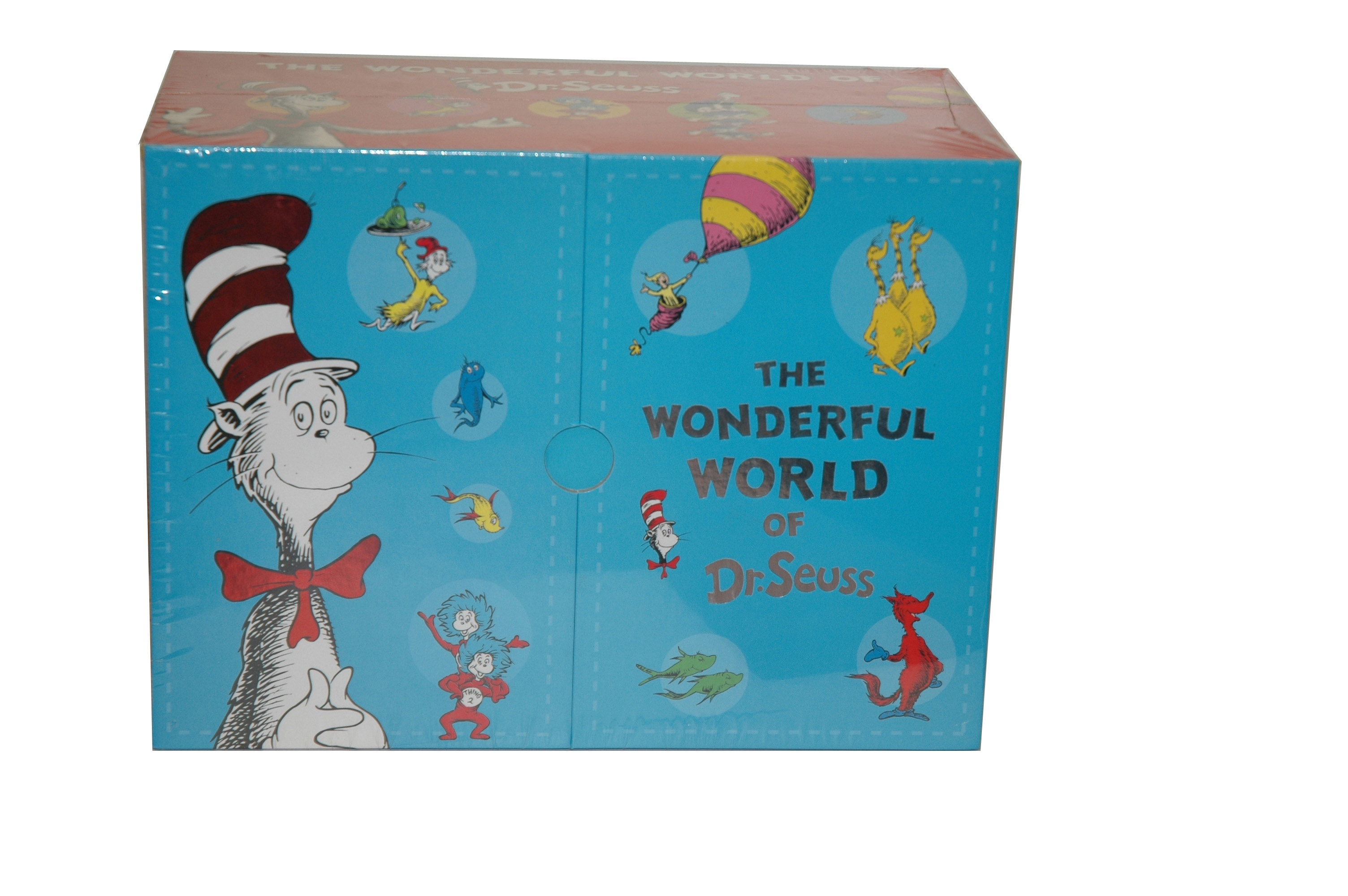 The Wonderful World of Dr Seuss (Hardcover)