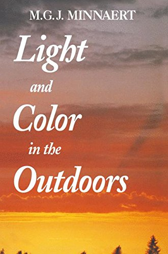 Light and Color in the Outdoors by Marcel Minnaert, ISBN: 9780387979359