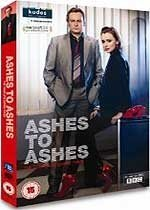 Ashes To Ashes - Series 3 - 4 DVD Box Set [NON-USA FORMAT, PAL REGION 2, IMPORT]