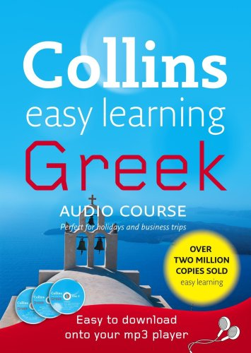 Collins Easy Learning Greek Audio Course.