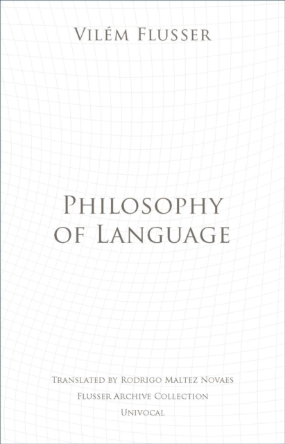 Philosophy of LanguageUnivocal